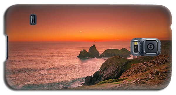 Kynance Cove Galaxy S5 Case