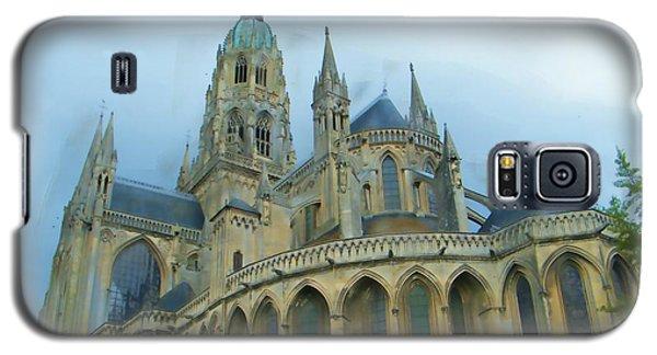 La Cathedrale De Bayeux Galaxy S5 Case