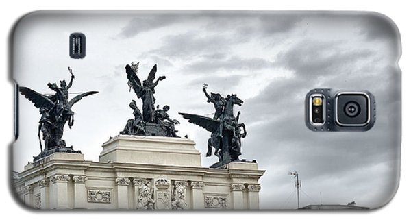 La Gloria Y Los Pegasos Sculptures Galaxy S5 Case