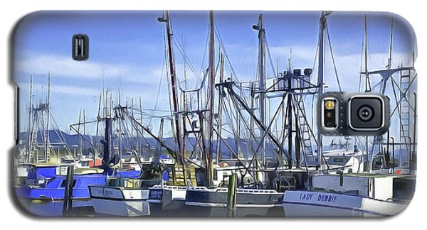 Port Of Ilwaco Galaxy S5 Case
