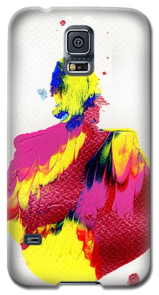 Lady Dressed In A Ballroom Gown Galaxy S5 Case