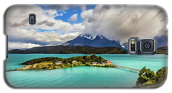 Lago Pehoe, Chile Galaxy S5 Case