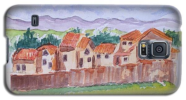 Laguna Del Sol Row Houses Galaxy S5 Case