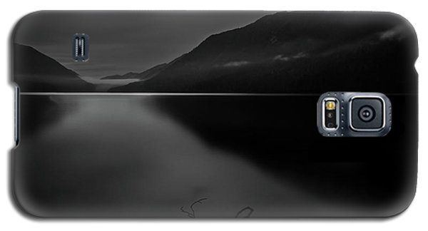 Lake Crescent 9 Galaxy S5 Case