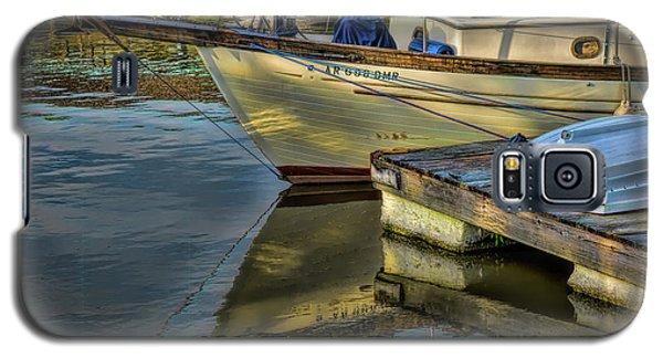 Lake Dardanelle Marina Galaxy S5 Case