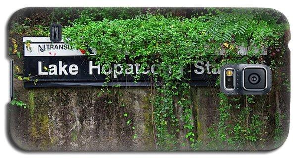 Lake Hopatcong Station Galaxy S5 Case