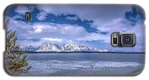 Lake Jackson Wyoming Galaxy S5 Case