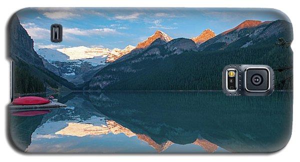 Lake Louise Sunrise Galaxy S5 Case