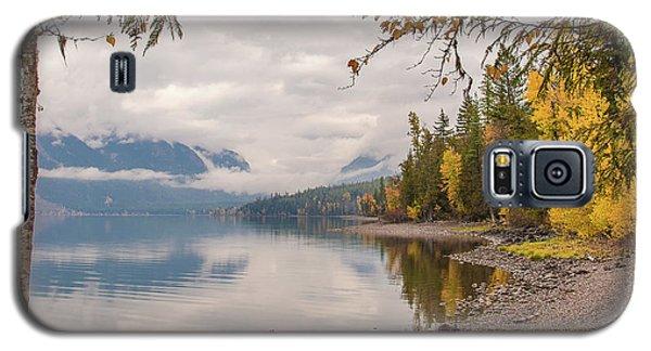 Lake Mcdonald In Glacier Np Galaxy S5 Case