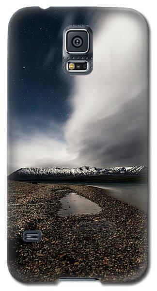 Lake Mcdonald Storm Galaxy S5 Case