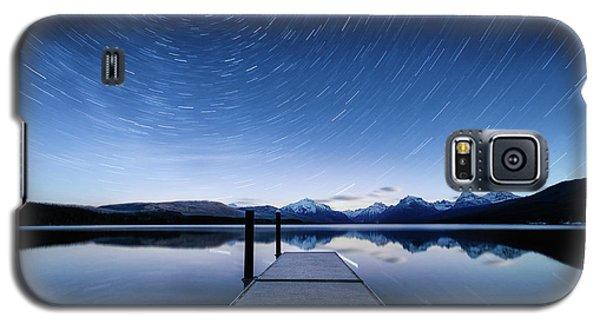 Lake Mcdonald Trails Galaxy S5 Case