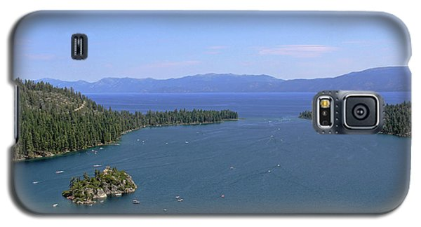 Lake Tahoe - Emerald Bay Galaxy S5 Case