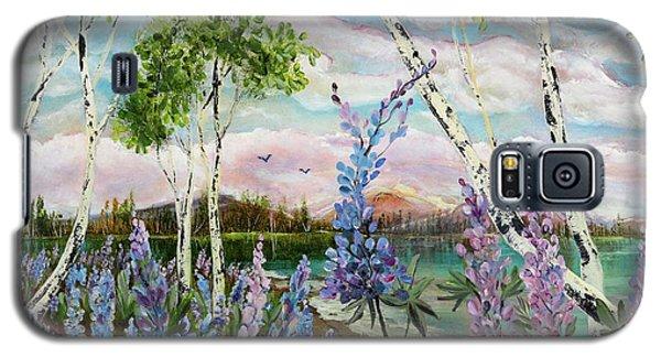 Lakeside Lupin Galaxy S5 Case