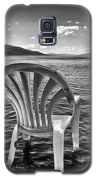 Lakeside Waiting Room Galaxy S5 Case