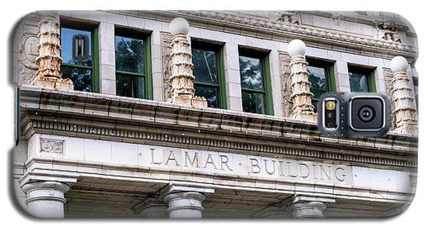 Lamar Building - Augusta Ga Galaxy S5 Case