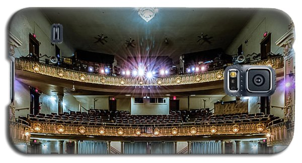 Landers Theatre Stage View Galaxy S5 Case