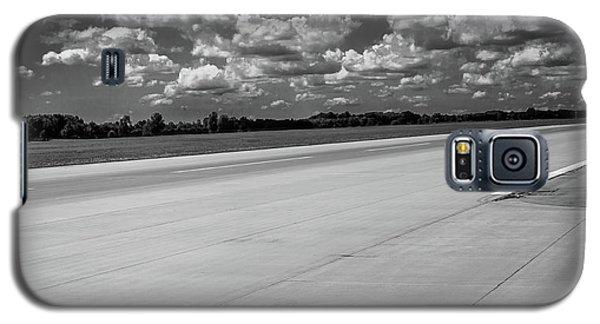 Landing Track Galaxy S5 Case