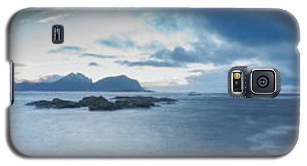 Landscape In The Lofoten Islands Galaxy S5 Case