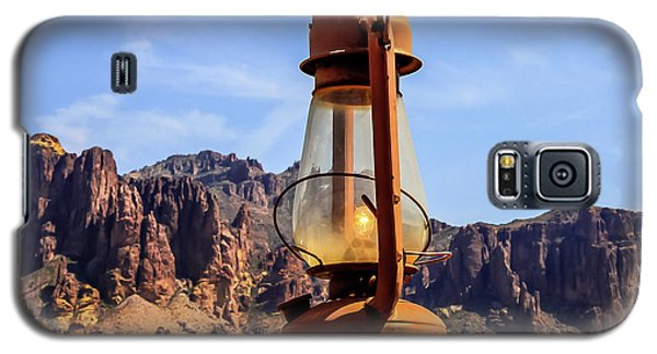 Lantern Over Superstitions Galaxy S5 Case