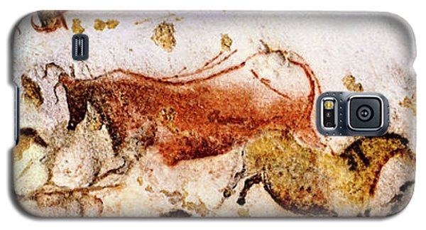 Lascaux Cows Horses And Deer Galaxy S5 Case