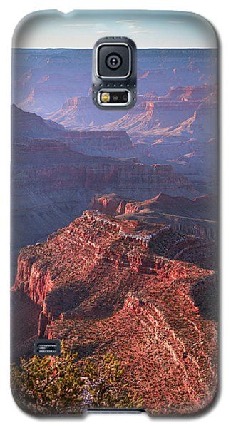 Late Afternoon Blues Galaxy S5 Case