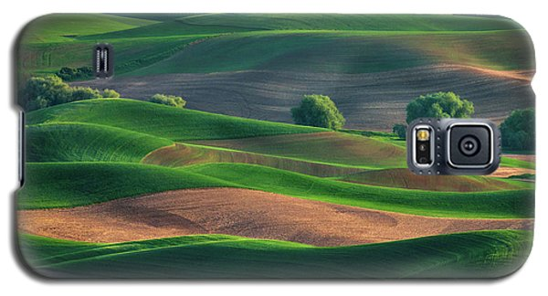 Late Afternoon In The Palouse Galaxy S5 Case