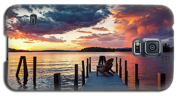 Late Summer Storm. Galaxy S5 Case
