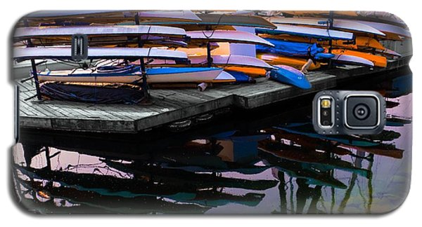 Layers And Layers By The Water Galaxy S5 Case