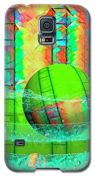 Learning To Swim Galaxy S5 Case