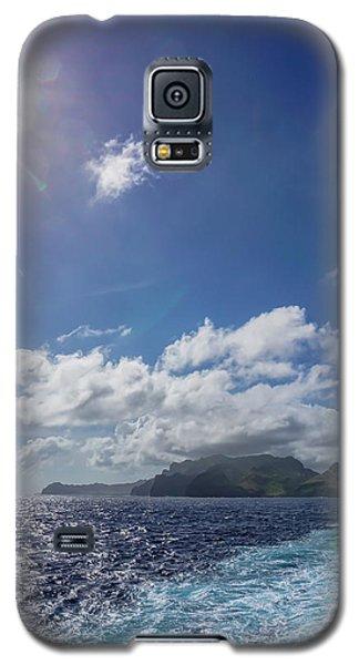 Leaving Paradise Galaxy S5 Case