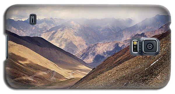 Leh-manali Mountains Galaxy S5 Case