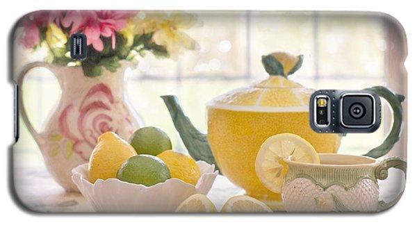 Lemon Tea  Galaxy S5 Case
