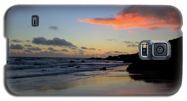 Leo Carrillo Sunset II Galaxy S5 Case