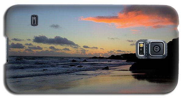 Leo Carrillo Sunset II Galaxy S5 Case