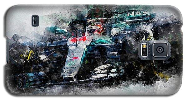 Lewis Hamilton, Mercedes Amg F1 W09 - 10 Galaxy S5 Case