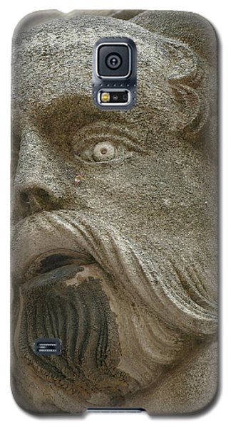 Life Sized Sculptures Of Human Heads Galaxy S5 Case