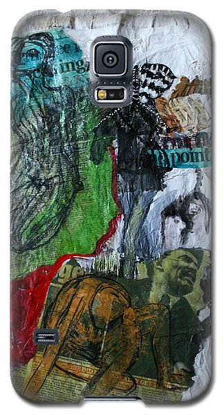 Life Starts As A Joke Then You Discover You Are The Joke Galaxy S5 Case