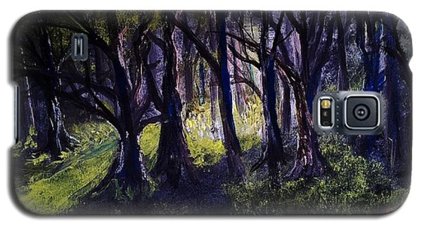 Light In The Forrest Galaxy S5 Case