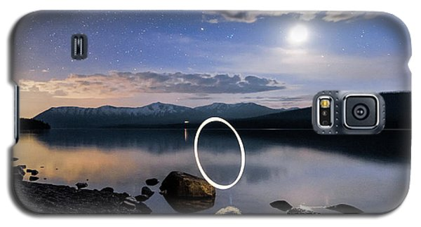 Light Painting Galaxy S5 Case