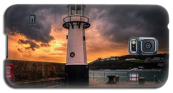 Lighthouse Dramatic Sky Galaxy S5 Case