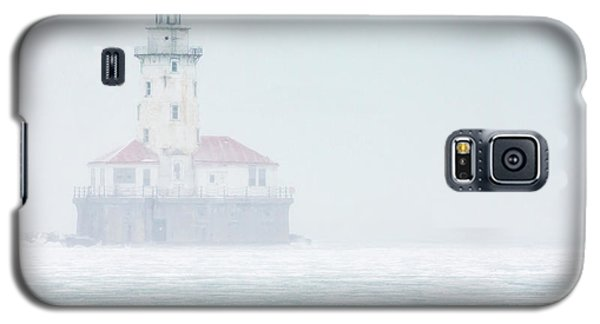 Lighthouse In The Mist Galaxy S5 Case