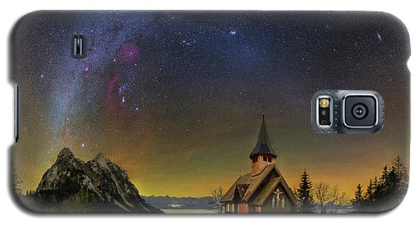 Like A Prayer Galaxy S5 Case