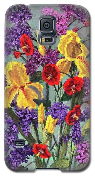 Lilac Days Galaxy S5 Case
