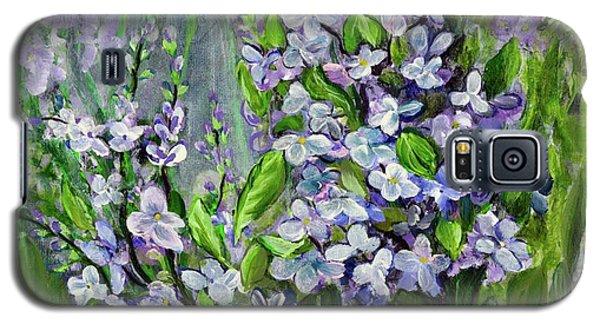 Lilac Dream Galaxy S5 Case