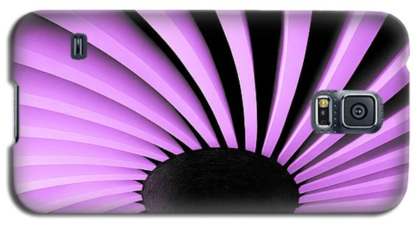 Lilac Fan Ceiling Galaxy S5 Case