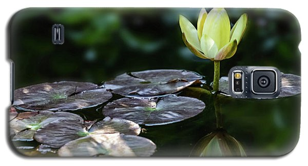 Lily In The Pond Galaxy S5 Case