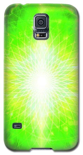 Limitless Heart Galaxy S5 Case