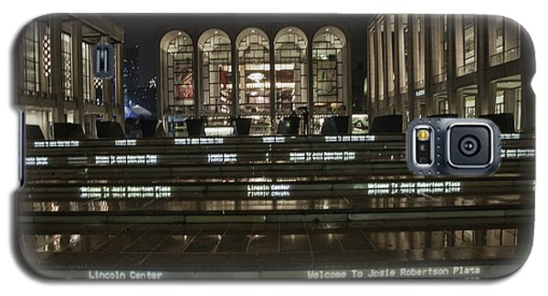 Lincoln Center For The Performing Arts Galaxy S5 Case