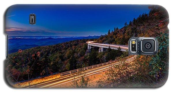 Linn Cove Viaduct - Blue Ridge Parkway Galaxy S5 Case