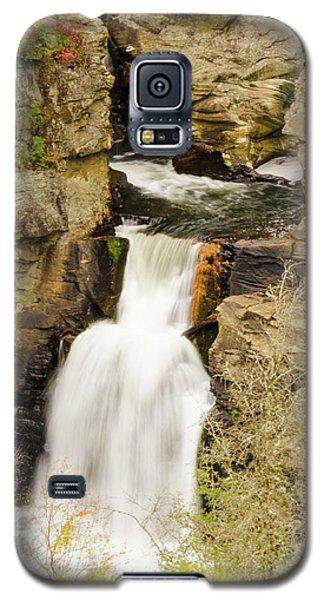 Linville Falls - Closeup Galaxy S5 Case